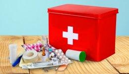 Детская аптечка для путешествия: что взять с собой